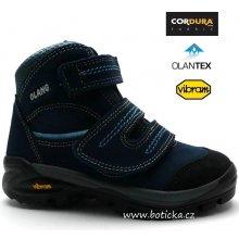 533a8c2cb10 Olang treková obuv FOX 82.tex blu