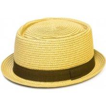 50dd047539b Assante Letní klobouk barva béžová 161243