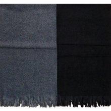 Pánská šála černá