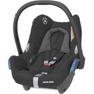 Maxi Cosi Cabriofix 2021 Essential Black
