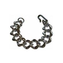 Náramek řetěz čtverce 41280 stříbrná 08b97695a4f
