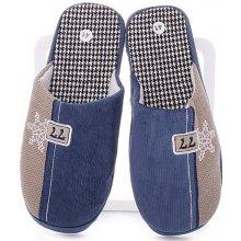 MODERN WORLD Pánské papuče TDC-762BL 92e89decee