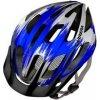 Přilba, helma, kokoska Carrera HOOK white blue 2015