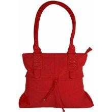 Bertha Red střední dámská kabelka červená 46a3b356802