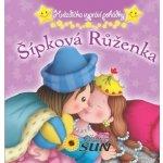 Šípková Růženka - Hvězdička vypráví pohádky Kniha