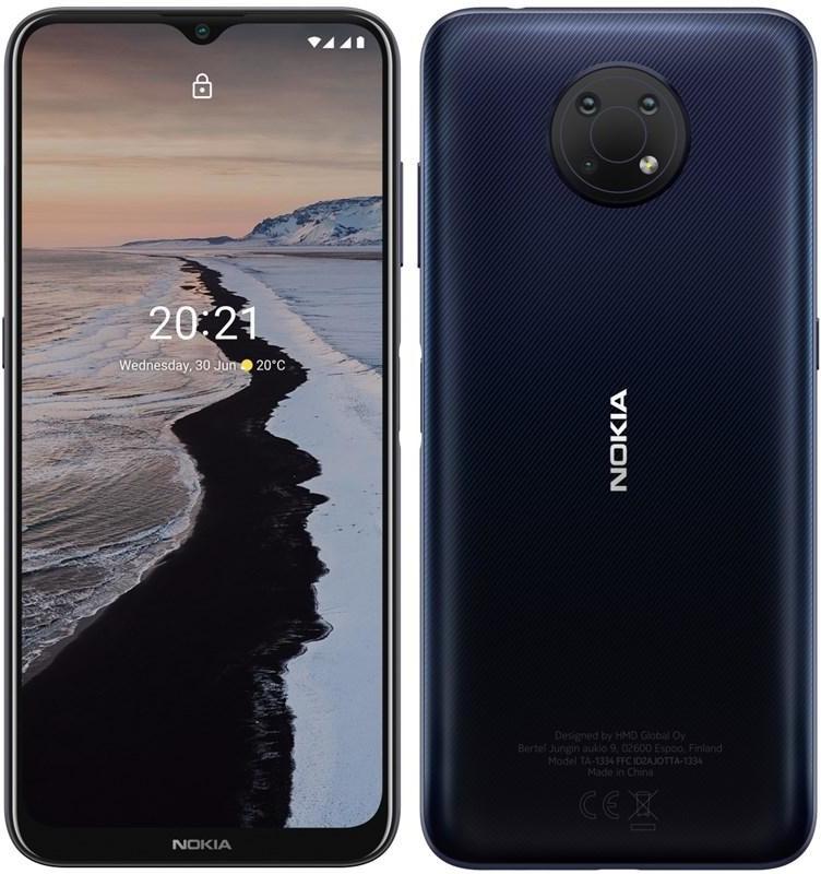 Nokia G10 3GB/32GB na Heureka.cz