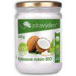 Zdravý Den Kokosové máslo Bio 500g