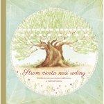 Strom života naší rodiny - Kniha pro zaznamenávání rodokmenu a rodinné historie - PharmDr. Monika Kopřivová