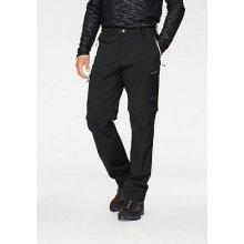 Jack Wolfskin Terénní kalhoty »ACTIVATE LIGHT ZIP OFF MEN«, černá