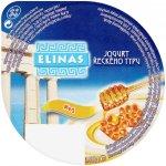 Elinas Jogurt řeckého typu med a oříšek 150g