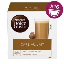 Nescafé Dolce Gusto Café Au Lait kávové kapsle 16 ks