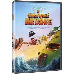 Neuvěřitelný příběh o obrovské hrušce DVD