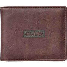 Globe Peněženky Pánská peněženka Corroded II Wallet Brown OS ruznobarevne