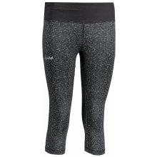 Kilpi Samana dámské 3/4 kalhoty W IL0119KI černá