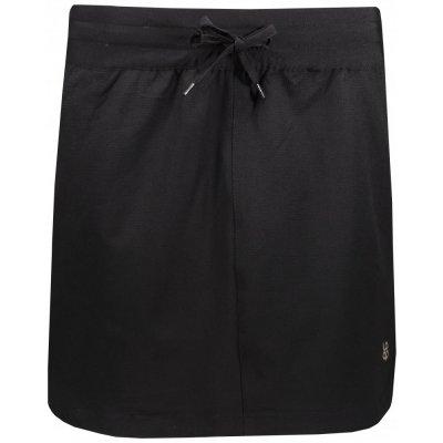 Loap dámská sportovní sukně USARA OLW1910 černo/šedá