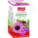 Apotheke Bylinný sirup Echinacea 250 g