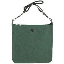 dámská kabelka EGO 2069 zelená