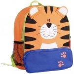PidiLidi batoh Tygr oranžový