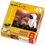 TREFL 3D puzzle 24 Wall-E