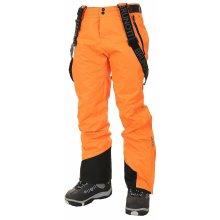 kalhoty Brunotti Damiro Canvas Fluo Orange