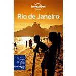 Průvodce Rio de Janiero anglicky Lonely Planet