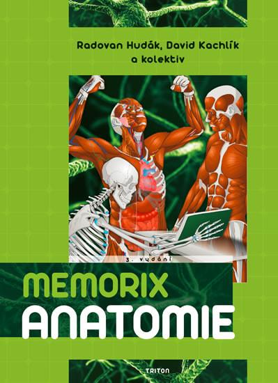 Memorix anatomie - 3. vydání - Radovan Hudák a kolektiv - 0