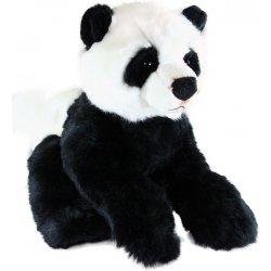 Rappa plyšová panda ležící 43 cm Heureka.cz