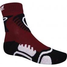 Tempish ponožky Skate air soft černá
