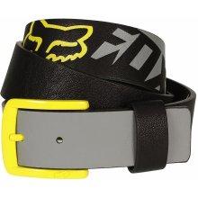 Fox Pásek Racer Belt Black