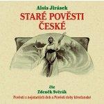 Staré pověsti české - 2CD (Čte Zdeněk Svěrák) - Jirásek Alois