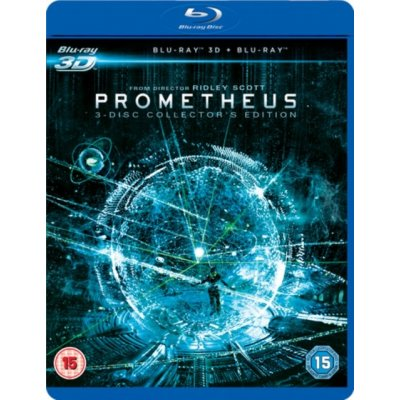 Prometheus (Blu-ray / 3D Edition with 2D Edition)