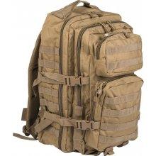 Mil Tec US Assault Pack LG Coyote 36l