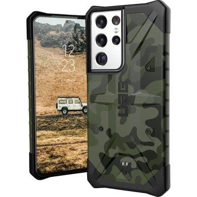 Pouzdro Urban Armor Gear Pathfinder Samsung Galaxy S21 Ultra 5G maskáčová zelená