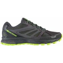 Karrimor Tempo 5 pánské Trail Running Shoes Grey/Lime