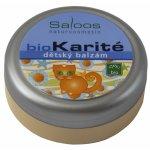 Saloss Bio Karité dětský balzám 50 ml
