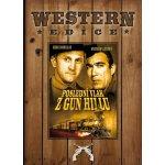 poslední vlak z gun hillu DVD