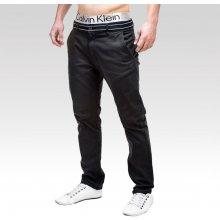 Ombre clothing kalhoty Daedalus černé
