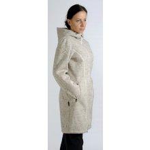 Benesport kabát Pipitka bílá