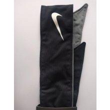 24cdde03ada Nike Čelenka Tenis Head Tie Bandeau oboustranná černo-šedá