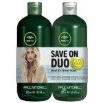 Paul Mitchell Tea Tree Lemon Sage Save on šampon 300 ml + kondicionér 300 ml dárková sada