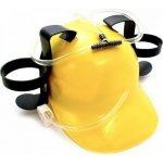 Pivní helma, žlutá