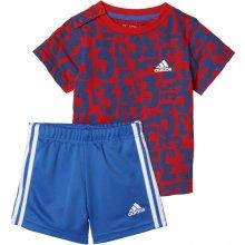 Adidas Sum set Count červená