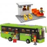 ICOM Blocki zájezdový autobus a zastávka 364 dílů