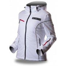 Trimm CATHERINE white/red Bílá bunda