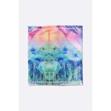 Roxy Nákrčník Lana Collar J Nkwr Wbb6 Bright White Pattern_1