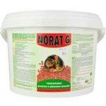 Norat G granule k hubení myší potkanů a krys 5 kg