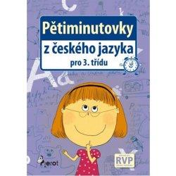 Pětiminutovky z českého jazyky pro 3. třídu - Petr Šulc