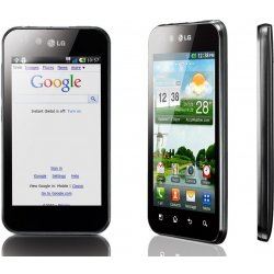 LG P970 Optimus Black