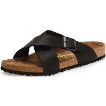 COMFORTFÜSSE Pánské pantofle CROSS D01-01_Black