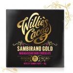 Willie's čokoláda Madagascan Gold hořká 71% 50g